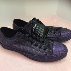 Converse Chuck Taylor (Rare) Purple Glitte…